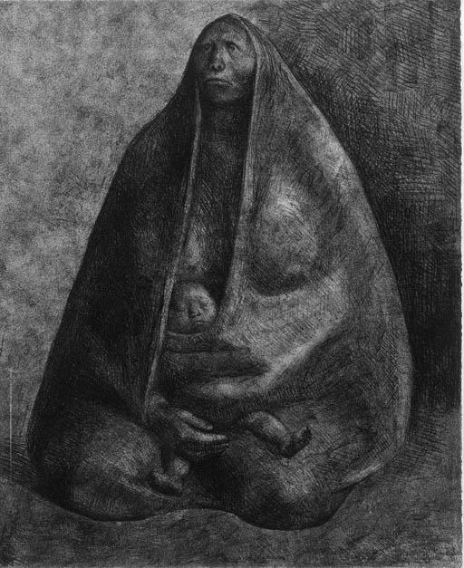 FRANCISCO ZUNIGA (B. 1913)
