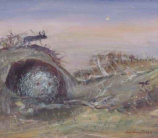 ARTHUR MERRIC BLOOMFIELD BOYD (1920-1999)
