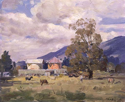 WILLIAM ALEXANDER DARGIE (b. 1912)