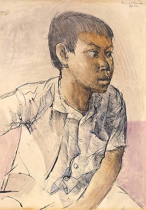 DONALD STUART LESLIE FRIEND (1915-1989)