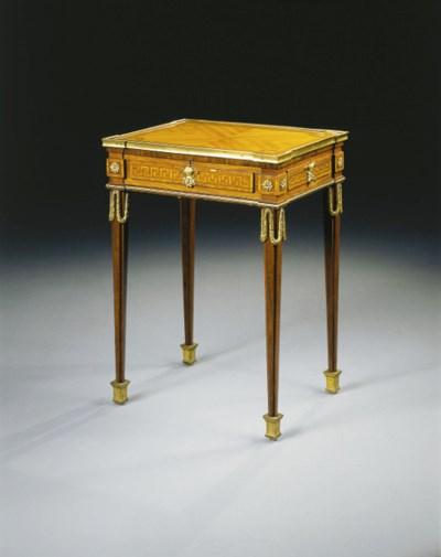 TABLE D'EPOQUE LOUIS XVI