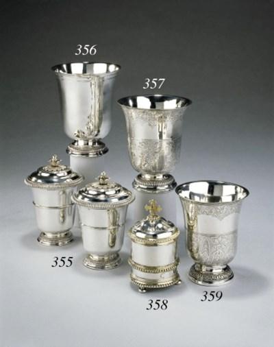 Boite aux Saintes Huiles en ar