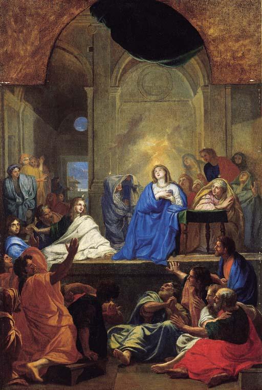 D'APRES CHARLES LEBRUN (1619-1