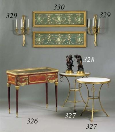 TABLE A ECRIRE D'EPOQUE NAPOLE