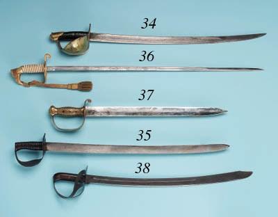 Two American Naval Swords