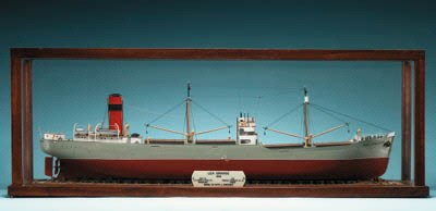 A Miniature Model of the Oil T