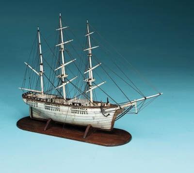 The Three Masted Barque PANAY