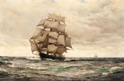Montague Dawson (British, 1893
