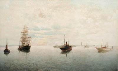 Alfred Jansen (American, 1863-