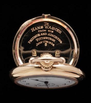 1908 HONUS WAGNER DAY PRESENTA