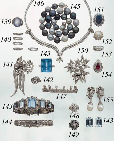 SUITE OF FIVE DIAMOND ETERNITY