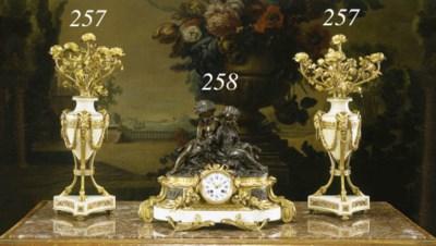 A PAIR OF LOUIS XVI-STYLE ORMO