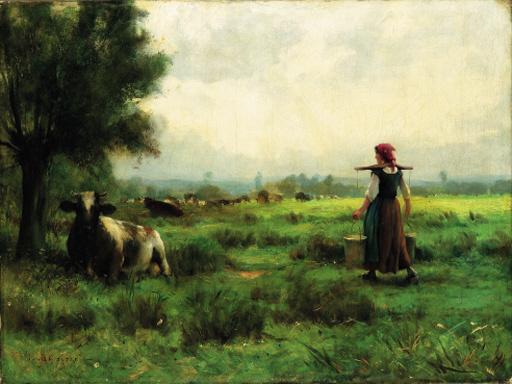 Julien Dupre (French, 1851-191