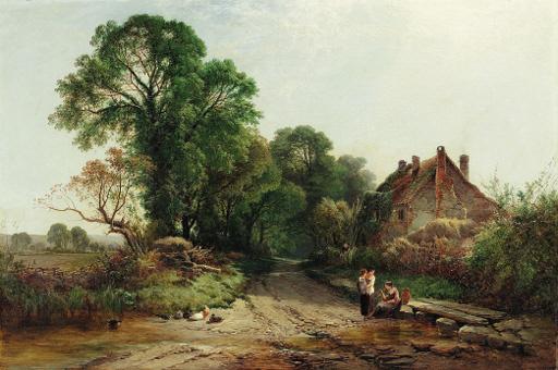 Henry John Boddington (British