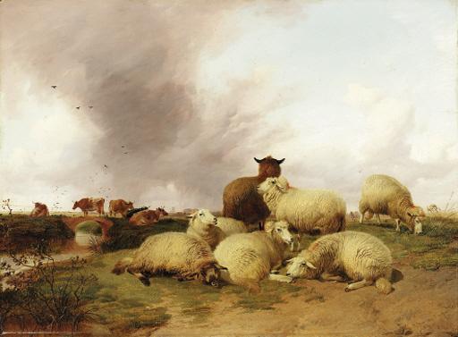 Thomas Sidney Cooper (British,