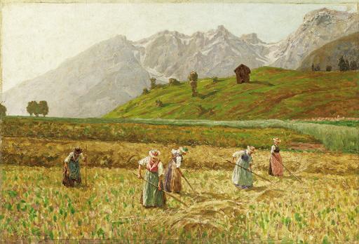 Stefan Simoni (Austrian, 1860-1950)