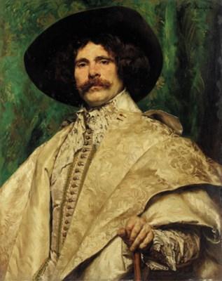 Ferdinand-Victor Roybet (Frenc