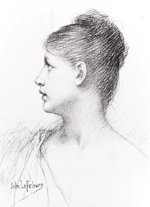 Jules-Joseph-Lefebvre (French,