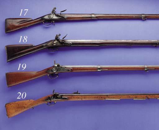 A .69 U.S. MODEL 1817 PERCUSSI