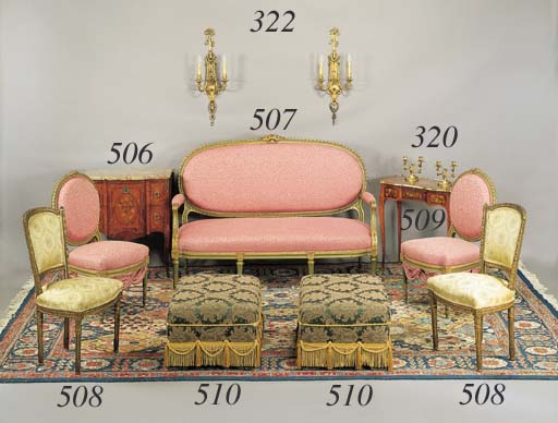 A CONTINENTAL NEOCLASSIC STYLE