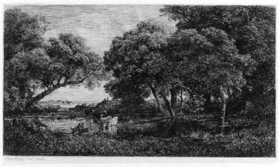CHARLES-FRANCOIS DAUBIGNY (181