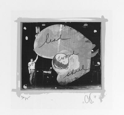 CLAES OLDENBURG (b.1929)