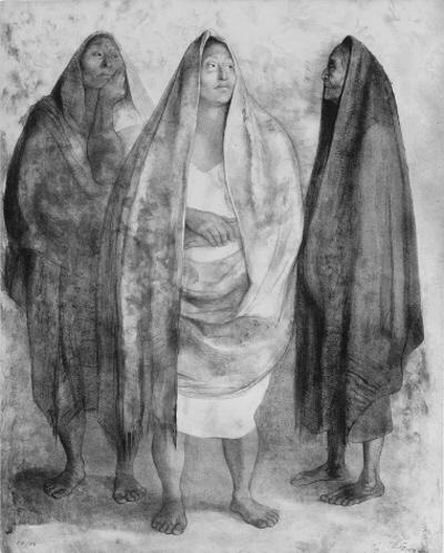 FRANCISCO ZUNIGA (b. 1941)