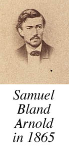 ARNOLD, Samuel Bland, conspira