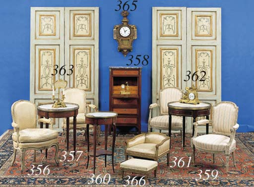 A LOUIS XV TRANSITIONAL STYLE