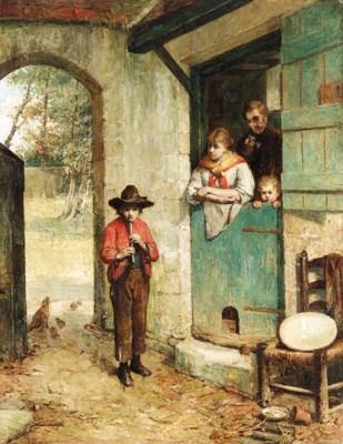 John Burr (British, 1831-1893)