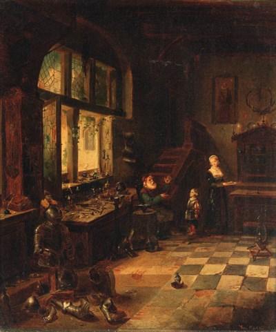 Meno Muhlig (German, 1823-1873