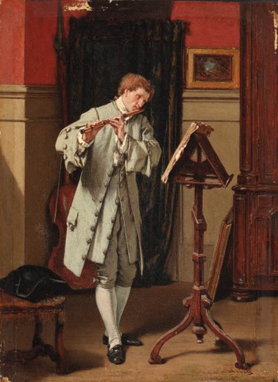 Victor-Joseph Chavet (French,