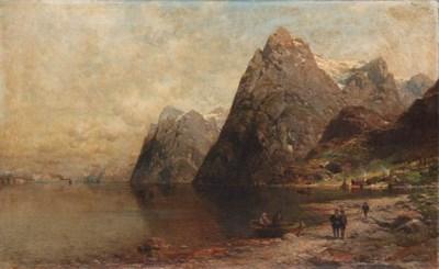 Julius Rose (German, 1828-1911