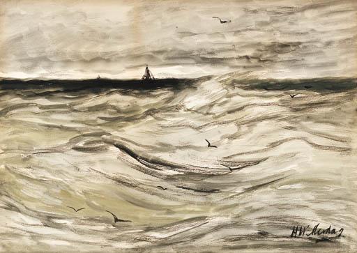Hendrik William Mesdag (Dutch,