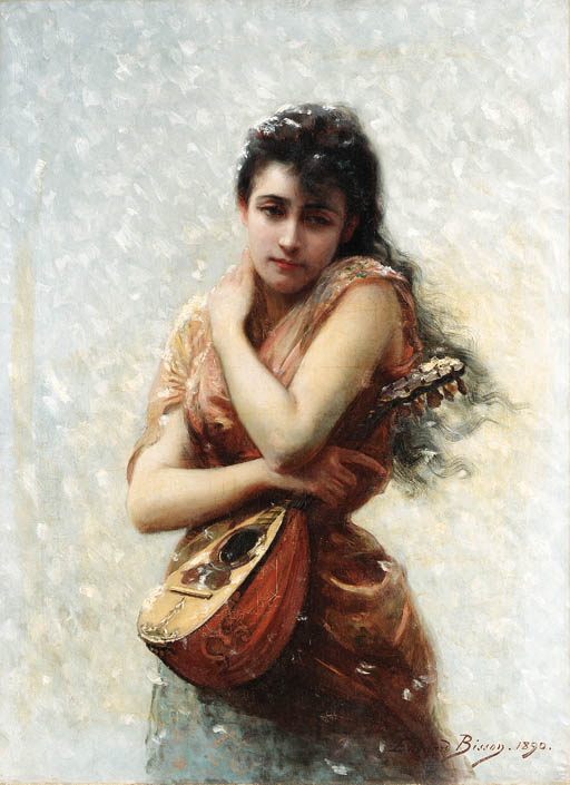 Edouard Bisson (French, b. 185