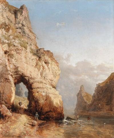 Carl-Josef Kuwasseg (French, 1