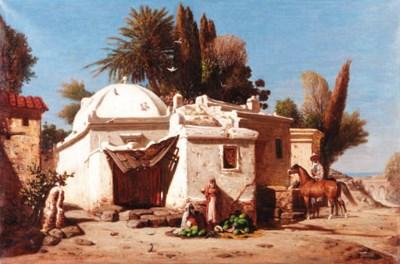 Paul Delamain (French, 1821-18