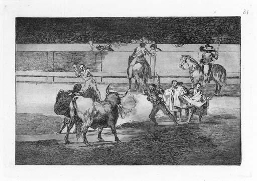 FRANCISCO JOSE GOYA (1746-1828