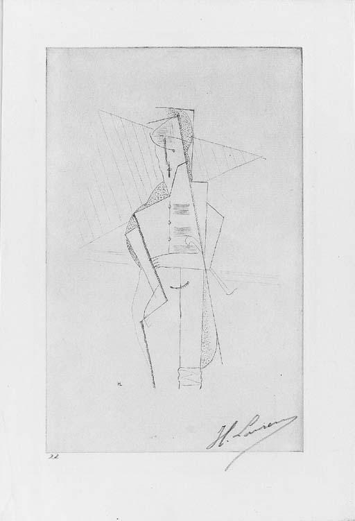 HENRI LAURENS (1885-1945)