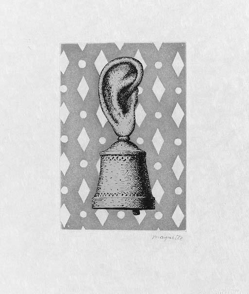 RENE MAGRITTE 1898-1967)