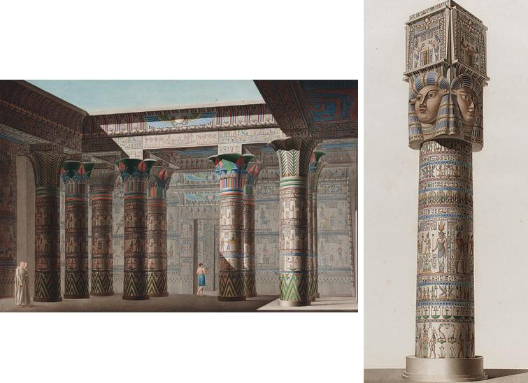 [EGYPT]. Description de l'Égypte, ou recueil des observations et des recherches qui ont été faites en Égypte pendant l'expédition de l'armée française. Paris, 1809-[1830].