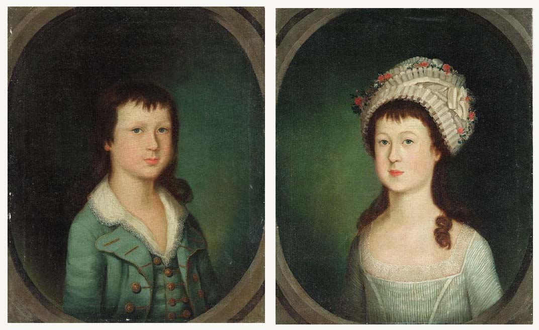 W. SHUTER (active 1782-1798)