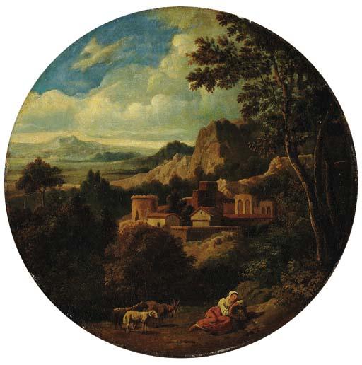 School of Jan Frans van Bloeme