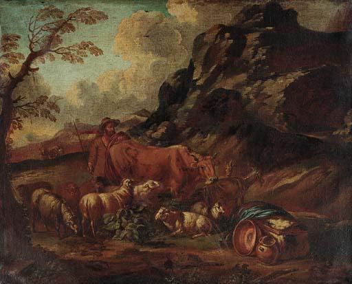 DOMENICO BRANDI (Naples 1683-1