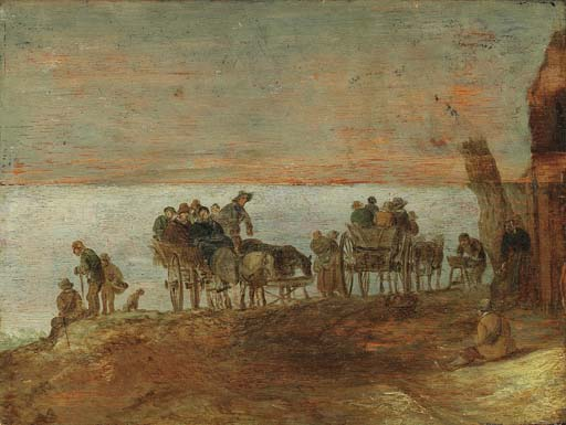 School of Jan Josefsz. van Goy