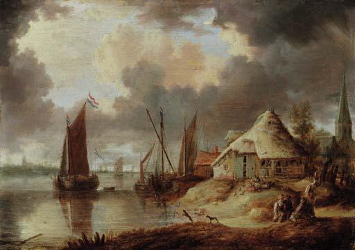 Attributed to Pieter van de Ve