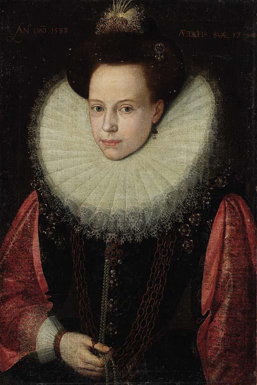 Franco-Flemish School, 1588
