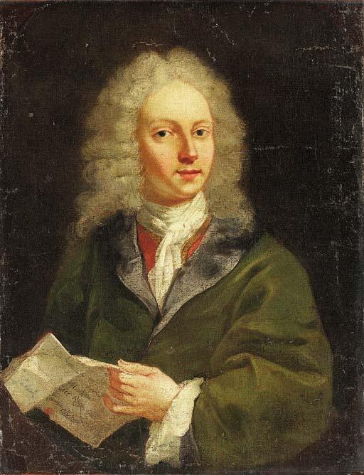 Italian School, circa 1730