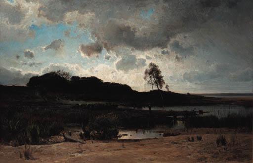 Amedee Baudit (Swiss, 1825-1890)