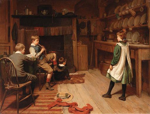 Harry Brooker (British, 1848-1940)